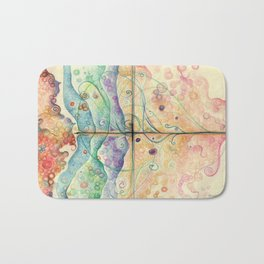 Where everything is music Bath Mat