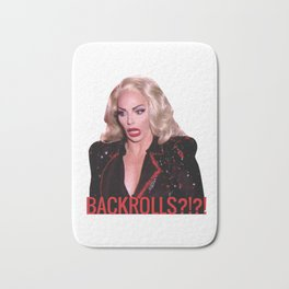 Alyssa Edwards - Backrolls Bath Mat