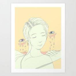 Prettyboy #2 Art Print