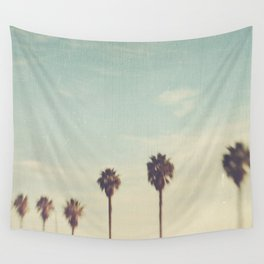palm trees. Daydreamer No.2 Wall Tapestry