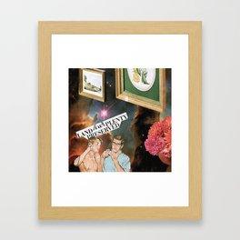 pep pep Framed Art Print
