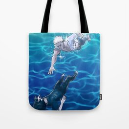 I need to breath Tote Bag