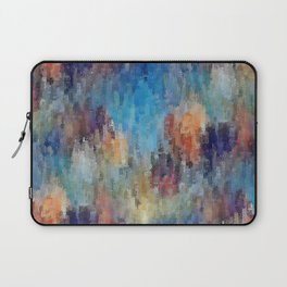 Life is a Box of Crayons (transitioning to Heaven's Gate) Laptop Sleeve
