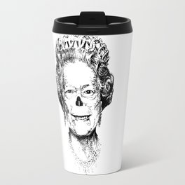 The Warming Dead! The Queen. Travel Mug
