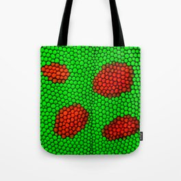 Crawl in the gecko´s skin Tote Bag
