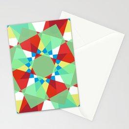Mandaliscope 1 Stationery Cards