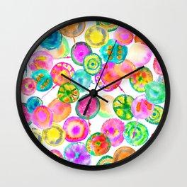 Maranga Tanga Wall Clock