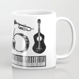 Weapons Of Mass Creation - Music Coffee Mug