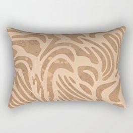 Arizona Desert Sand Dunes Rectangular Pillow