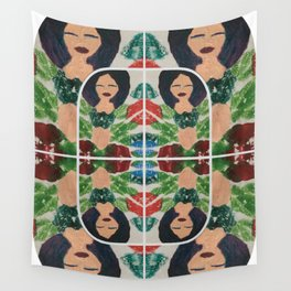 the re birth Wall Tapestry