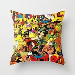 OUTLAW WOMEN Throw Pillow