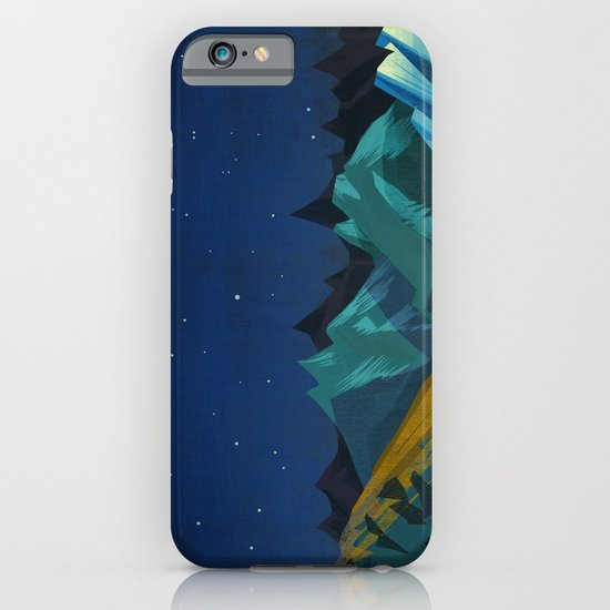 Blue Mountains iPhone & iPod Case