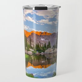 Mystic Island Lake Travel Mug