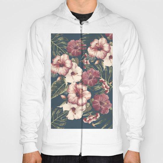 Flower pattern A Hoody