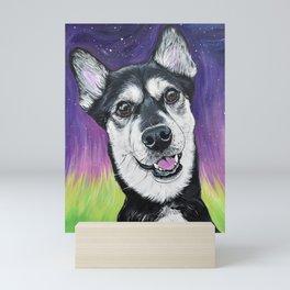 Cosmic Kya Mini Art Print