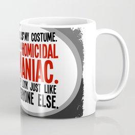 This Is My Costume Coffee Mug