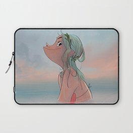 Summer morning Laptop Sleeve