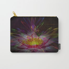 Abstract in perfection 95 Carry-All Pouch