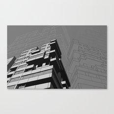 Southbank Flats Canvas Print