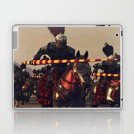 Medieval Chivalry Laptop & iPad Skin