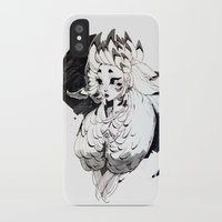lamb iPhone & iPod Cases featuring Lamb by Samuel Youn