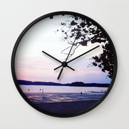 Thai sunset  Wall Clock