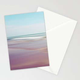 Sea waves 5 Stationery Cards