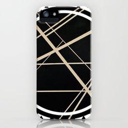 Crossroads - small triangle iPhone Case