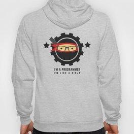 Programmer - Ninja Programmer Hoody