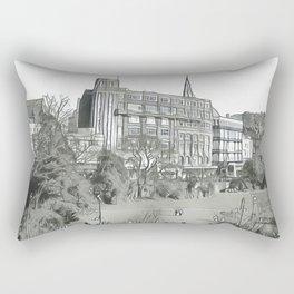 Bournemouth Gardens Rectangular Pillow