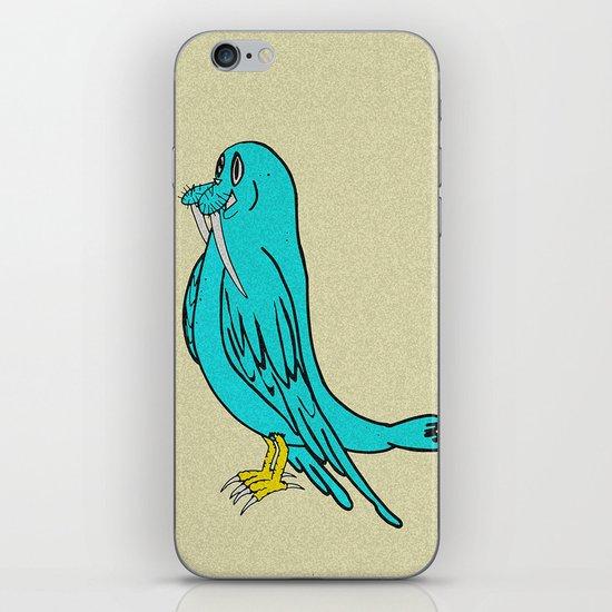 Aquatic Aviator iPhone & iPod Skin