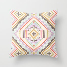 Southwest Geo Print Throw Pillow