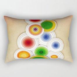 Coherence 3 Rectangular Pillow