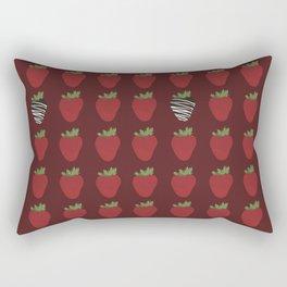 Strawbs Rectangular Pillow