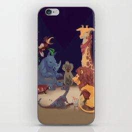 Storytime iPhone Skin