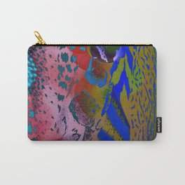 Offbeat Animal Print Carry-All Pouch