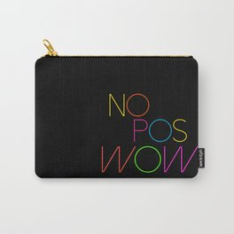 NO POS WOW Carry-All Pouch