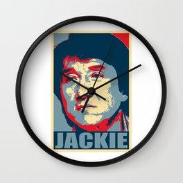 Jackie Hope Wall Clock