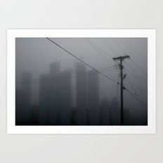 Nuclear Winter Art Print