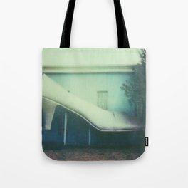 Glass Slipper Tote Bag