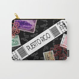 Welcome to Puerto Rico Carry-All Pouch