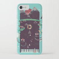 play iPhone & iPod Cases featuring Play! by Hector Mansilla
