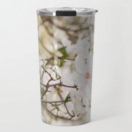 The Magnolia Tree Travel Mug