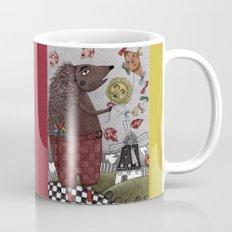 It's a Hedgehog! Coffee Mug