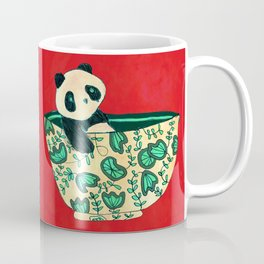 Dinnerware sets - panda in a bowl Coffee Mug