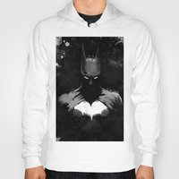 bats Hoodies featuring Bats by Scofield Designs