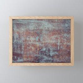 Fiberglass Framed Mini Art Print