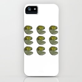 Prince Froggy iPhone Case