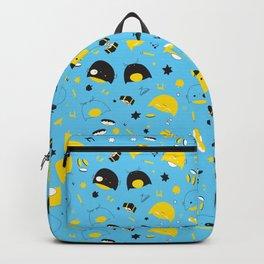 Hannukats Blue Backpack