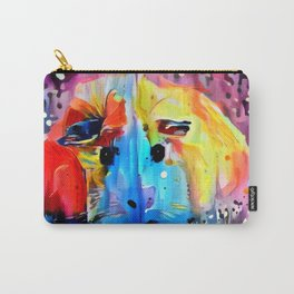 Squeal For Me My Pleasure Piggy Carry-All Pouch